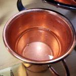 ローズマリーの蒸留。エッセンシャルオイルがさらに愛おしい。