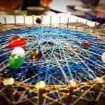 自分の宇宙を紡ぎ出す:ホロスコープ曼荼羅作り