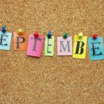 【豊かさを引き寄せよう】9月の一粒万倍日